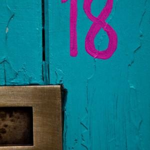 18 door