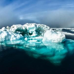 NOAA iceberg