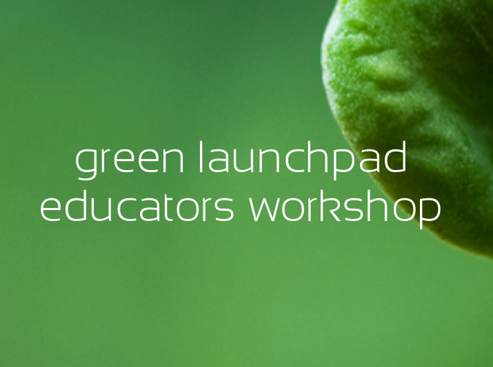 Green Launchpad - MCAD Sustainable Design Blog